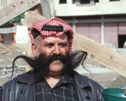 Beduine-Syrien