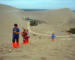 Dünen-Dunhuang