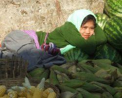 Mädchen-Myanmar